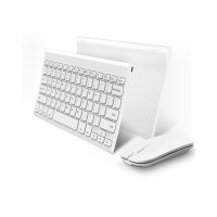 Wireless Keyboard and Mouse Set Ultra-thin Silent Portable Charging Home Office Digital Keyboard