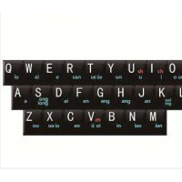 Double Collage Keyboard Sticker Double Collage Paper Natural Code Double Collage Input Method Sogou