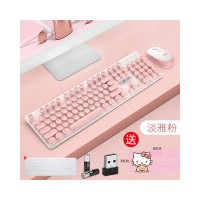 Ultra-thin Punk Silent Backlight Keyboard and Mouse Suite