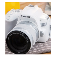 Canon 200D second generation camera ant photography digital HD tourism 200d2ii entry level SLR camer